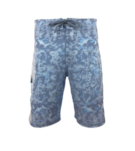 Men's REEL FISH TIDEWATER™ UV Performance  Board Shorts in Men's Clothing and Apparel