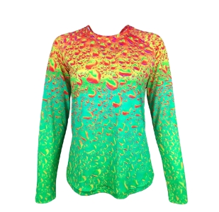 Ladies REEL FISH LADY REGGAE™ UV Performance in Women's Clothing and Apparel