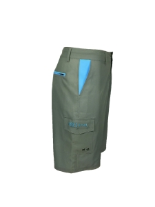Men's REEL FISH SUNLITE™ UV Performance Hybrid Shorts Grey in Men's Clothing and Apparel