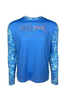 Men's REEL FISH PATRIOT™ UV Performance Shirt in Men's Clothing and Apparel