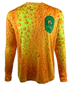 Men's REEL FISH BEERACUDA™ Sun Protection Performance Shirt in Men's Clothing and Apparel