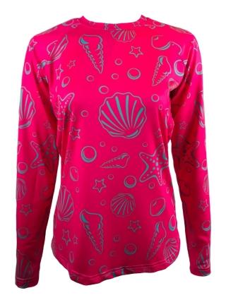 Ladies REEL FISH VITAMIN SEA™ UV Performance Shirt in Women's Clothing and Apparel